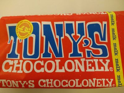 Tony's Chocolonely - Produit