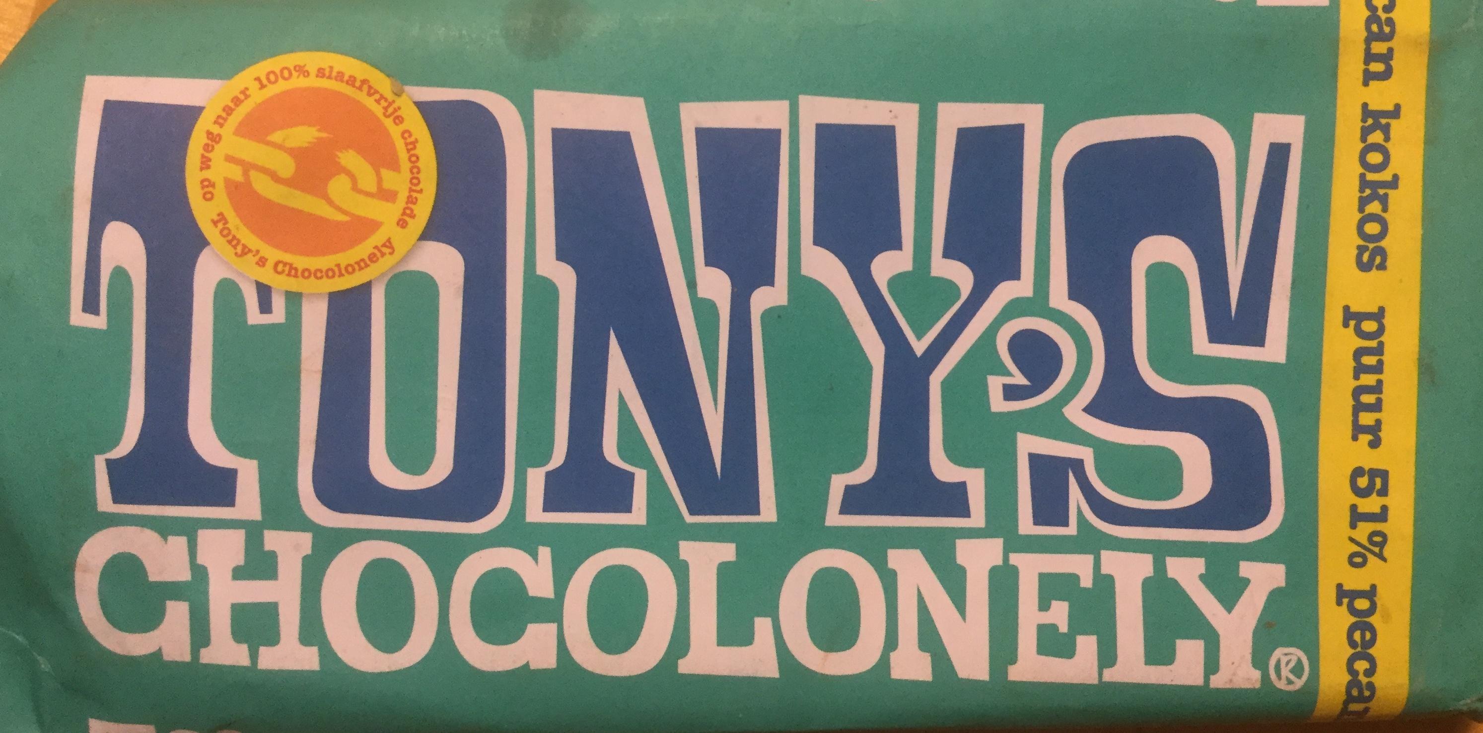 Pecan kokos puur 51% - Product - nl