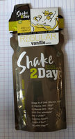 Shake2Day Regular Vanille - Produit - fr