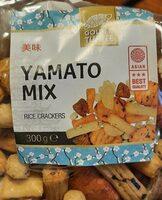 Golden Turtle Yamato Reiscracker Mix 300g - Produit - en