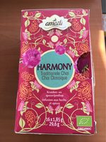Harmony infusion aux herbs et epices - Product - fr