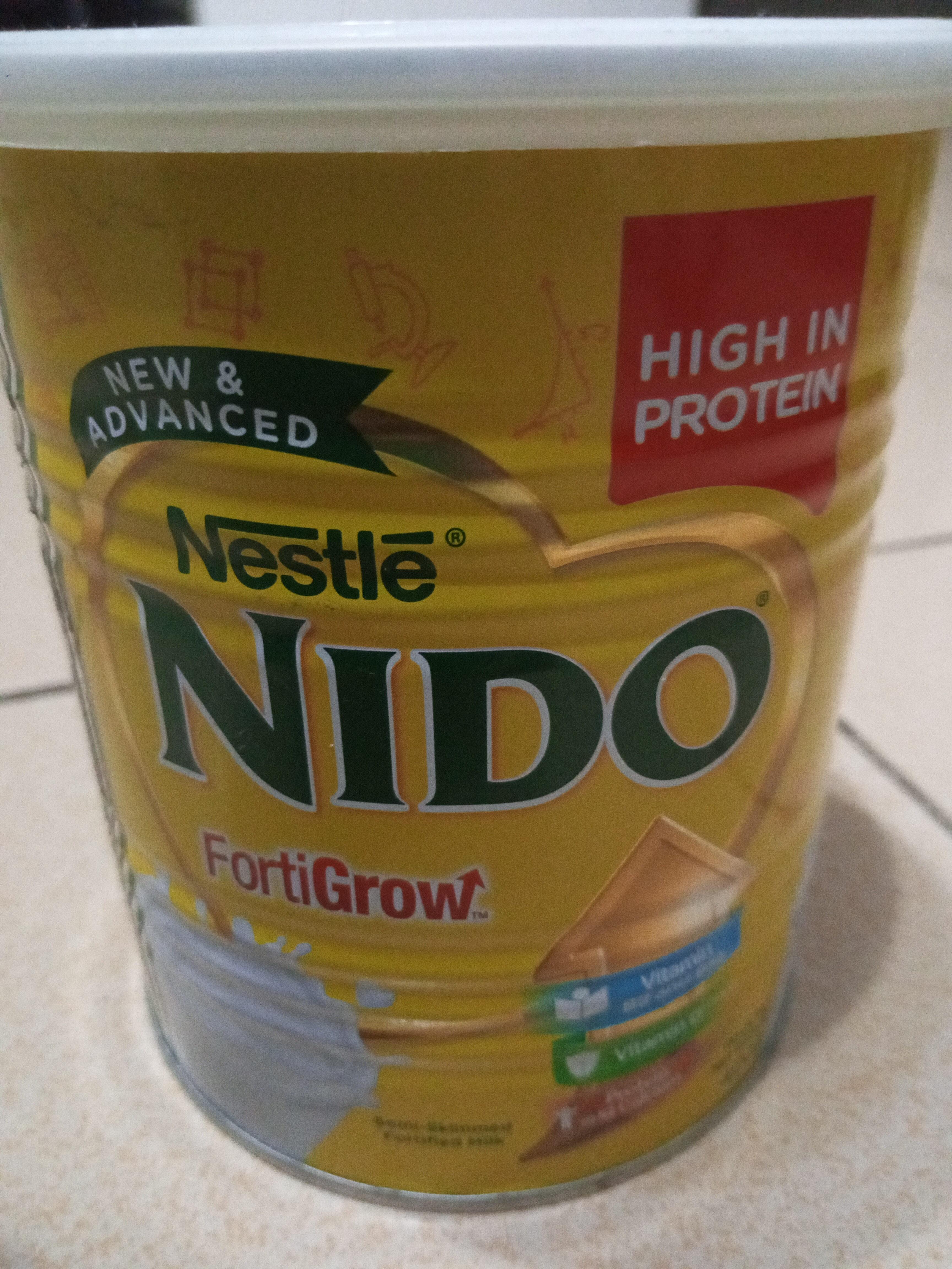 NIDO FORTI CROISSANCE - Produit - fr