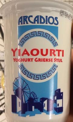 Yiaourti - Product