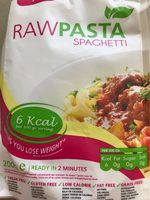 Rawpasta, Konjac - Producte