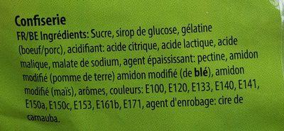 Rodeo Sour - Ingrédients