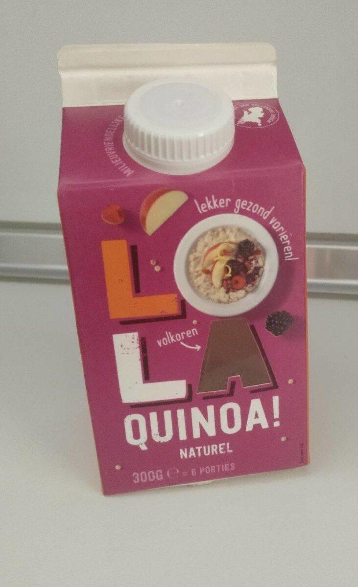 Quinoa Naturel - Product