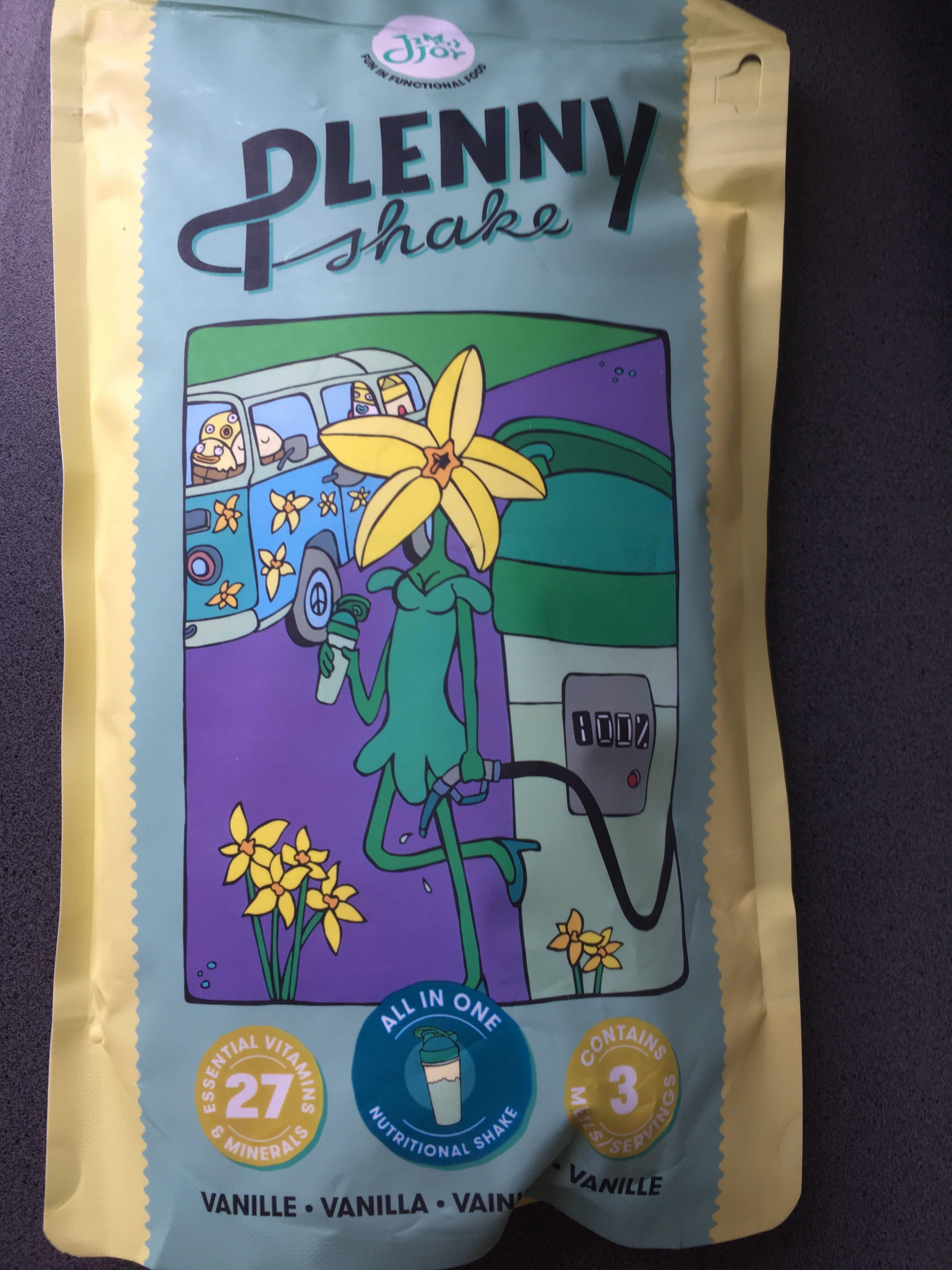 Plenny shake Vanilla - Producto - fr