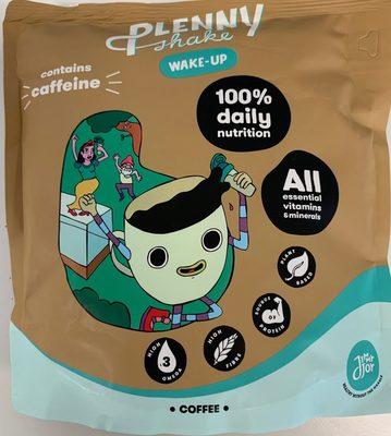 Plenny Shake Wake Up - Product