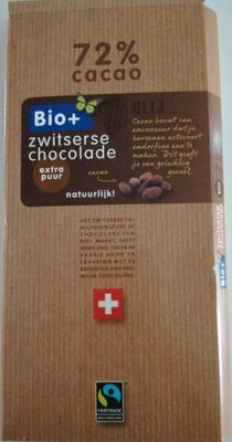 Zwitserse chocolade - Product - nl