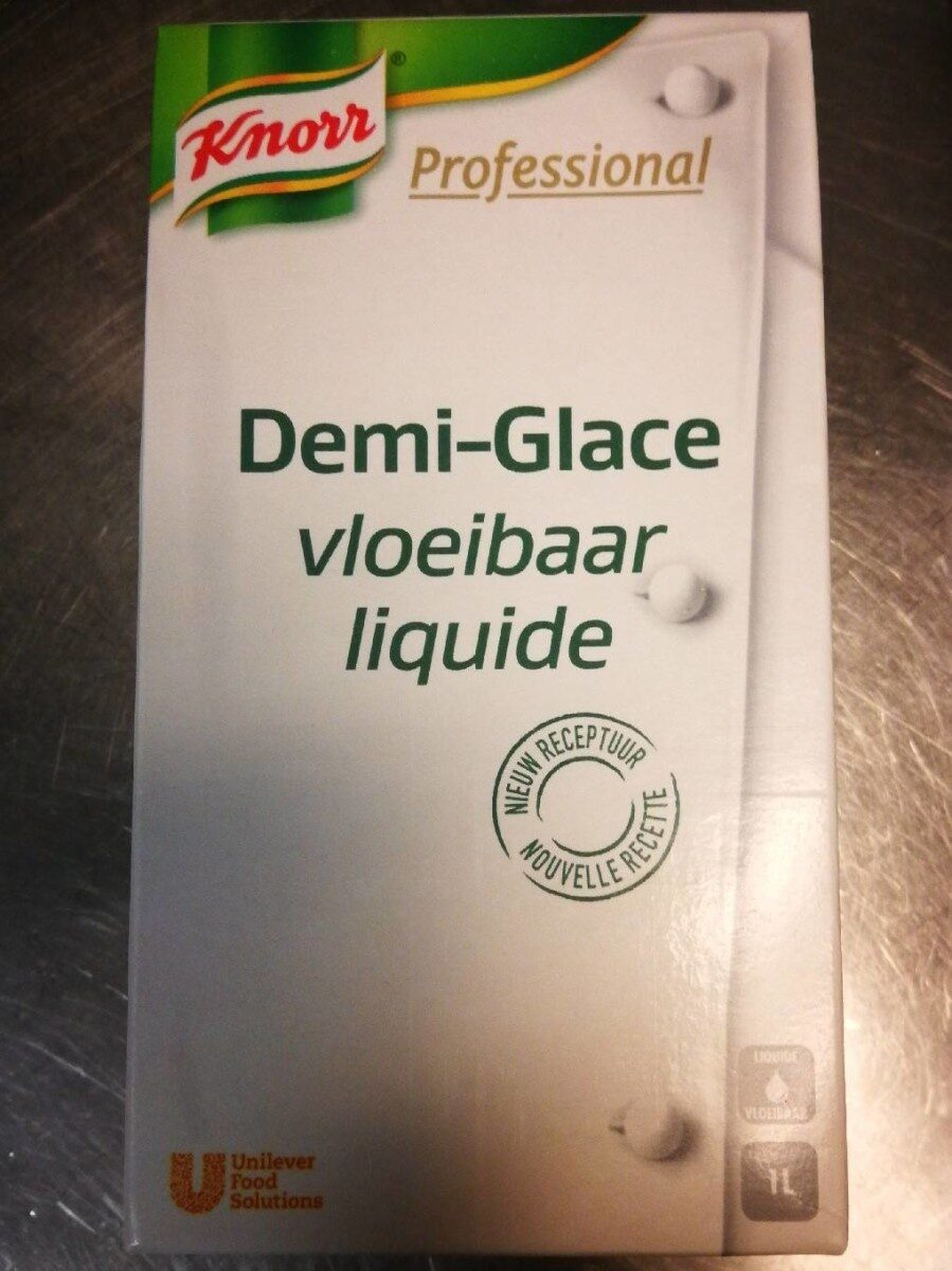 Demi glace - Product - nl