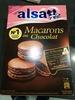 317G Macaron Au Chocolat Alsa - Product