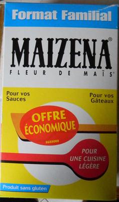 Maizena® Fleur de maïs® - Format familial - 700 g - Produit - fr