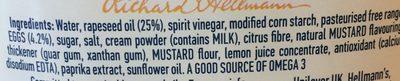 Sweet Balsamic Onion Quiche - Ingredients - en
