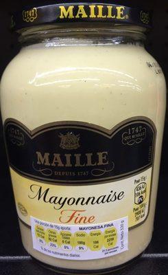 Mayonesa Maille fine - Produit
