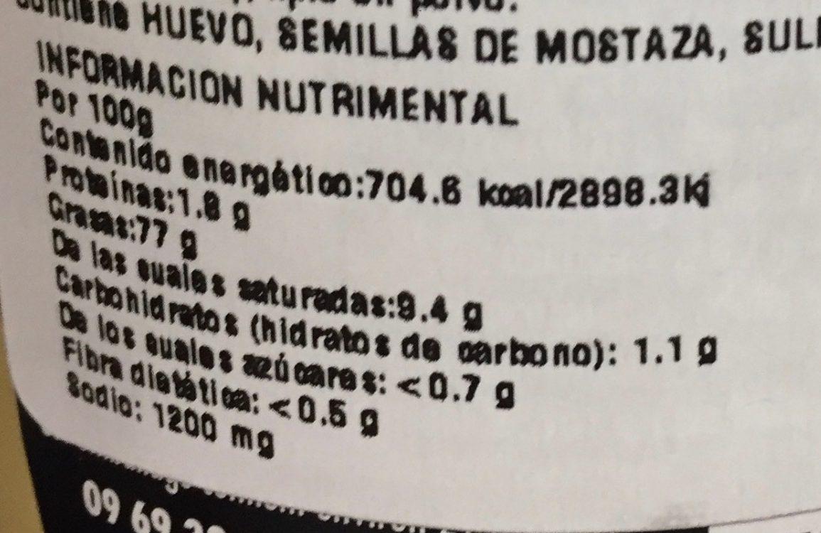 Maille Mostaza Mayonesa 320 g