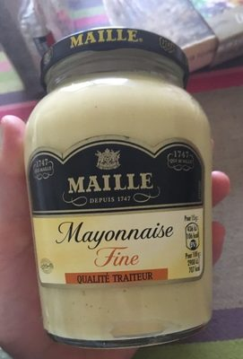 Mayonnaise fine - Product