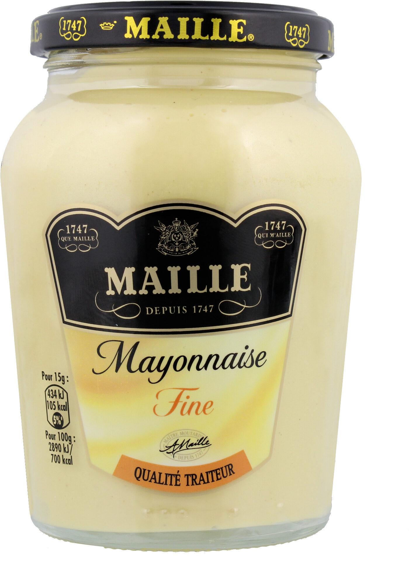Maille Mayonnaise Fine Qualité Traiteur Bocal 320g - Product - fr