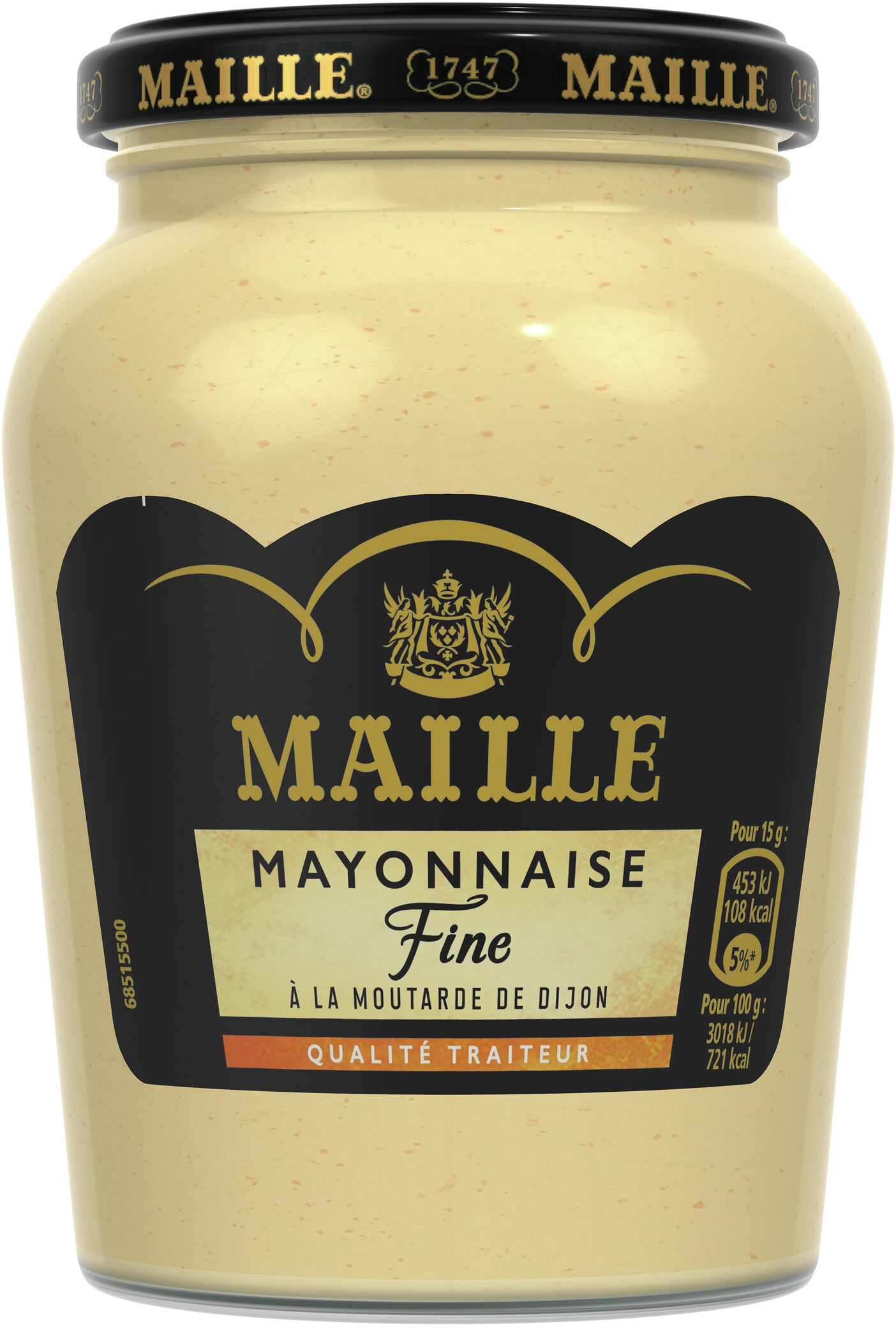 Maille Mayonnaise Fine Qualité Traiteur Bocal - Product - fr