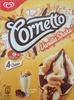 Cornetto vanilla shake - Product