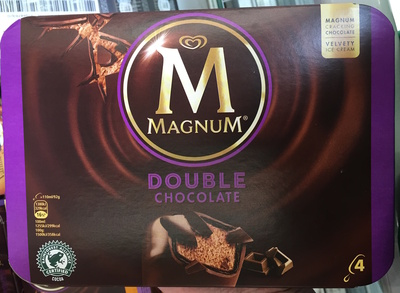 Magnum double chocolate - Produit