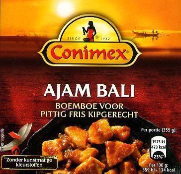Ajam Bali - Product