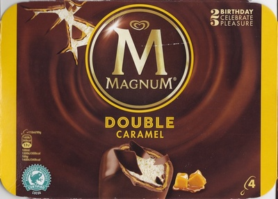 Double Caramel - Product - fr