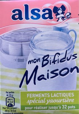 Mon Bifidus Maison - Produit