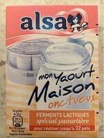 Mon Yaourt Maison Onctueux, Ferment Lactique Spécial Yaourtière - Product - fr
