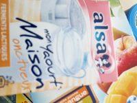 Mon Yaourt Maison Onctueux, Ferment Lactique Spécial Yaourtière - Nutrition facts - fr
