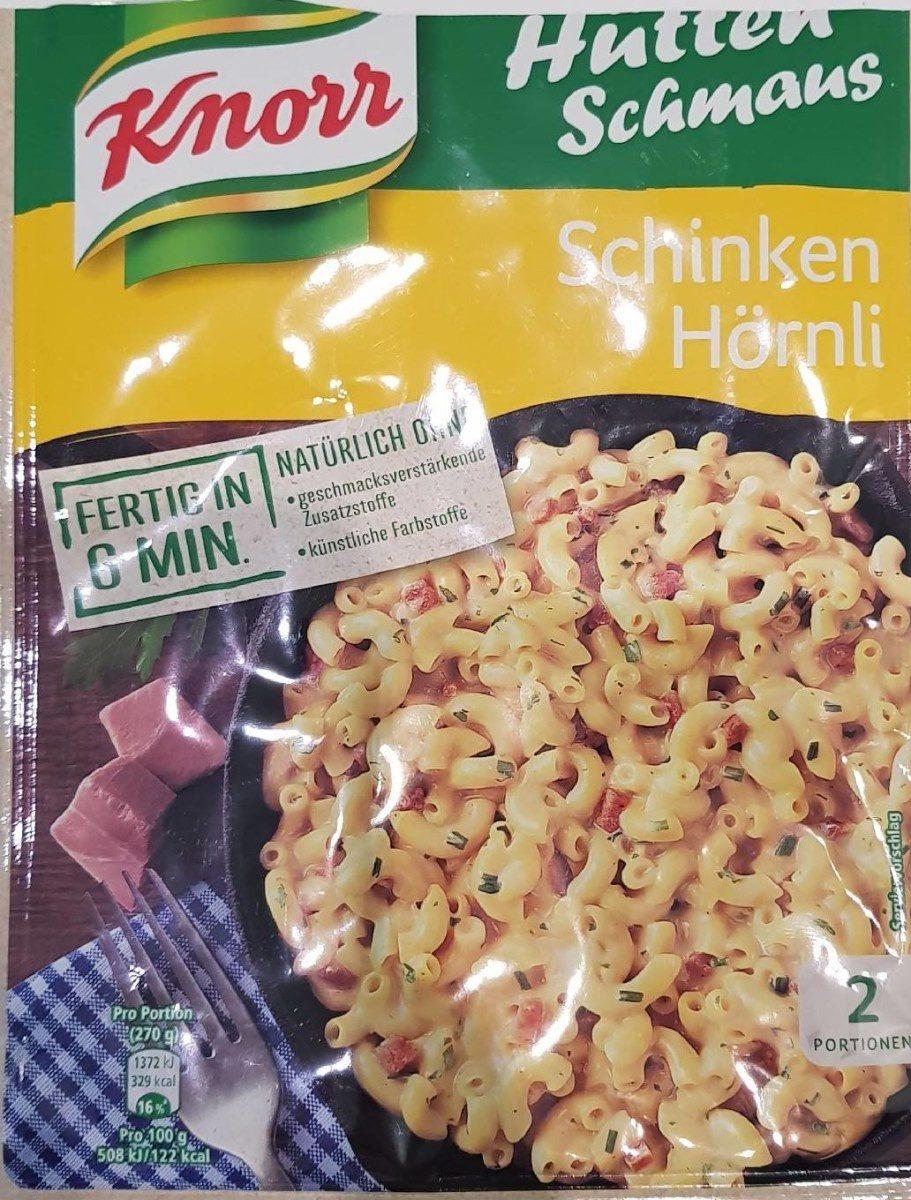 Schinken Hornli - Produit - fr