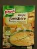 Soupe forestière (champignons et oignons - Product