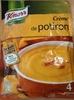 Crème de potiron - Produit