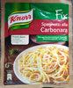 Spaghetti alla Carbonara - Produkt