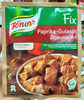Fix Paprika-Gulasch - Product