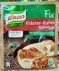 Fix Kräuter rahm Schnitzel - Product