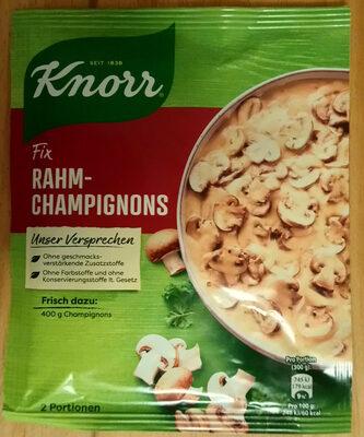 Fix Rahm-Champignons - Product