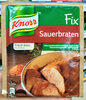 Fix Sauerbraten - Produkt