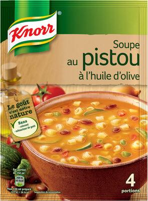 Knorr Soupe Pistou à l'Huile d'Olive 80g 4 Portions - Product - fr
