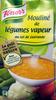 Mouliné de légumes vapeur au sel de Guérande Knorr - Product