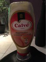 Calve Mayonnaise Au Oeufs - Product
