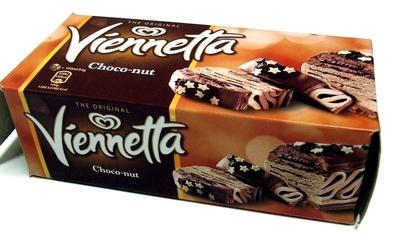 Viennetta Choco-nut - Product