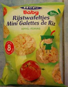 Galettes de riz pommes - Product - en