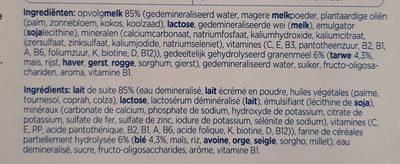 Babylac - Ingrediënten