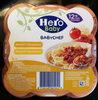 Hero Baby Babychef Spaghettini Bolognese - Product