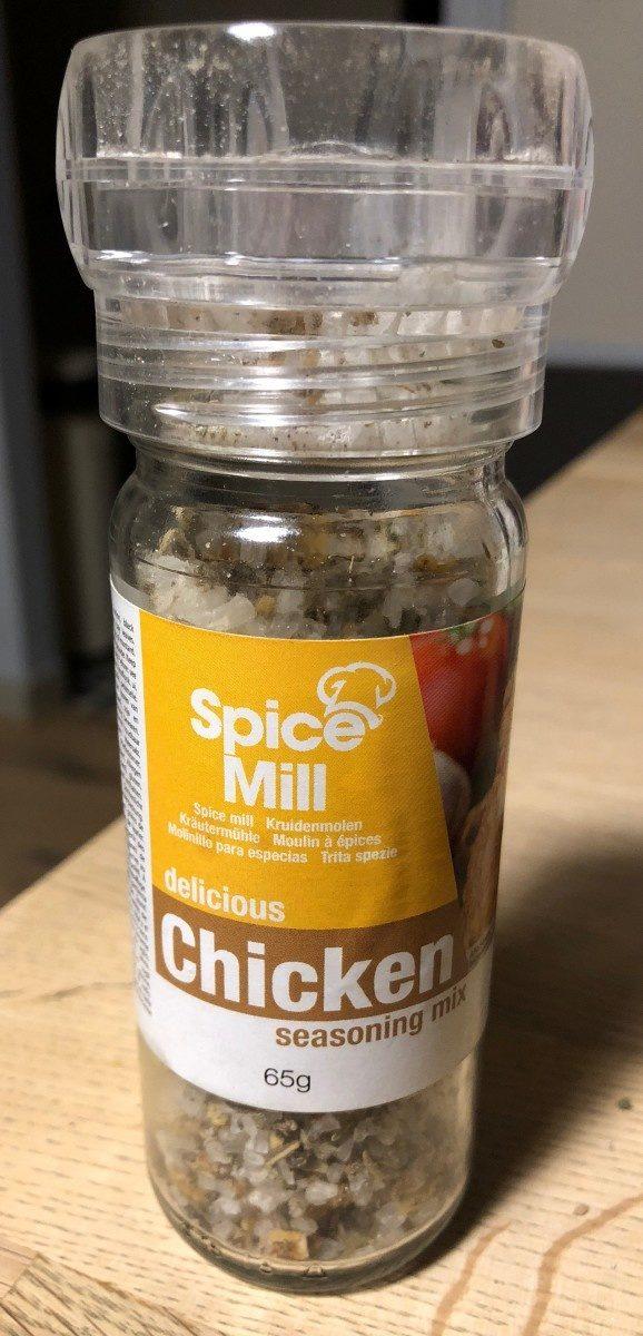 Chicken seasoning mix - Produit