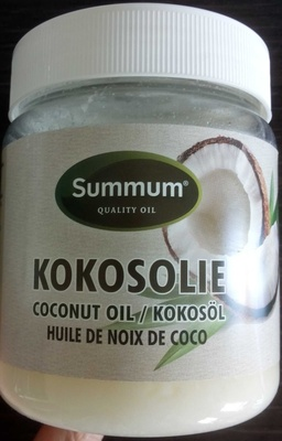 Kokosolie - Product