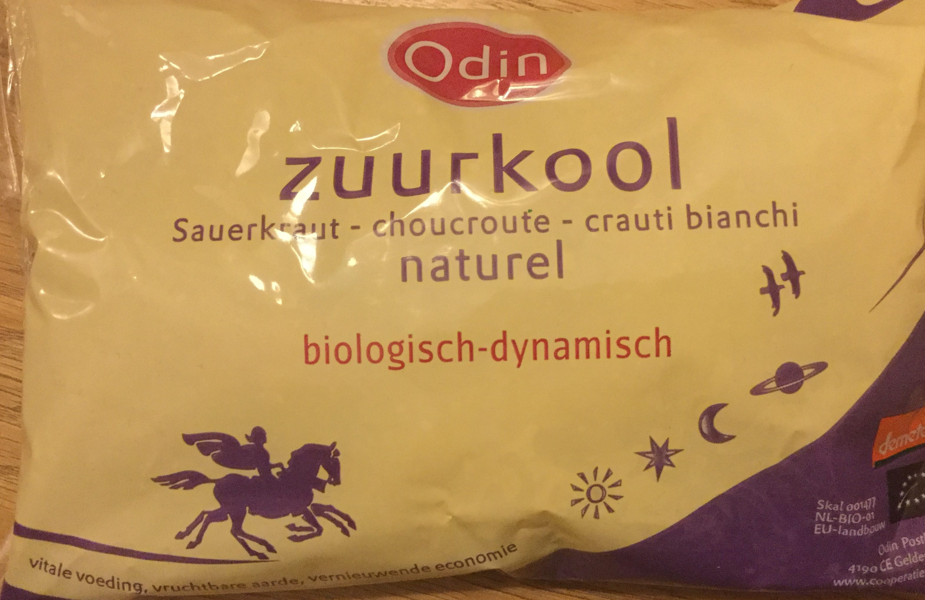 Zuurkool naturel - Product - nl