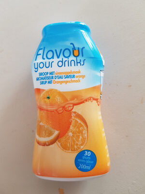Flavour your drinks - Product