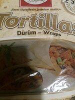 Tortillas Durum - Prodotto - fr