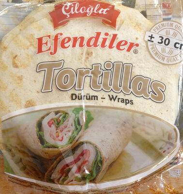 Tortillas Dürüm-Wraps - Product